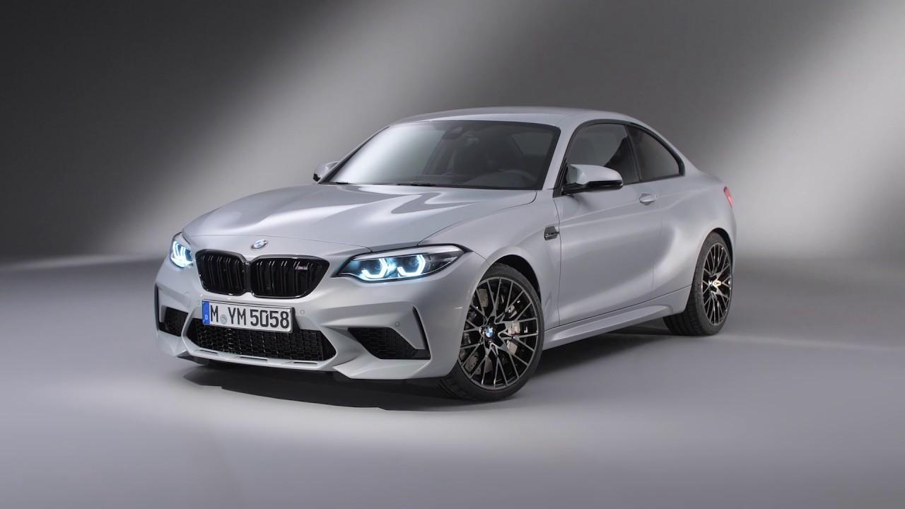 2019 BMW M2 Competition Exterior Design