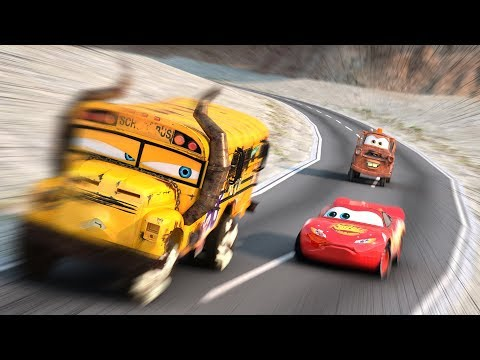Who's the FASTEST BACKWARDS DRIVER? Racing days aren't over Mater McQueen Storm Miss Fritter PART 10