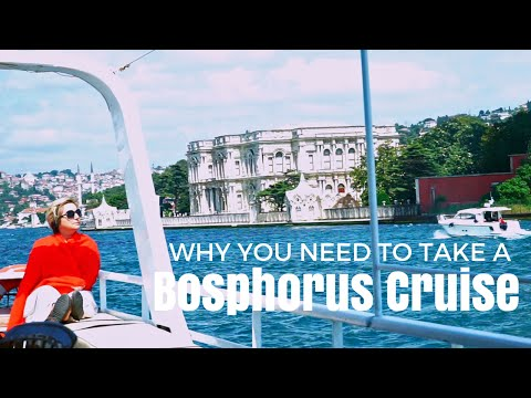 Istanbul Bosphorus Cruise (why you need to take one!)