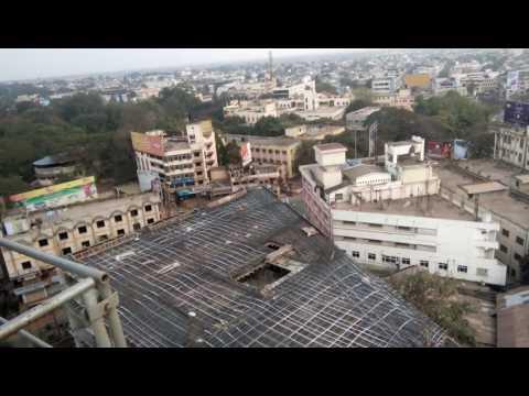 Hubli city video