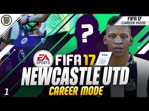 FIFA 17 NEWCASTLE UTD CAREER MODE! S2. EP.1 - INSANE TRANSFERS!!!