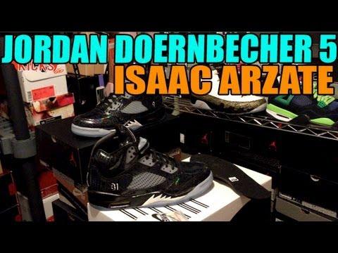 3caa2923d1c6 Air Jordan 5 (V) Doernbecher