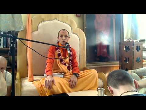 Бхагавад Гита 2.40 - Бхакти Ананта Кришна Госвами