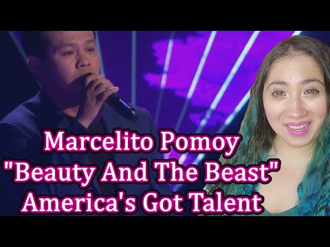 "First Impression of Marcelito Pomoy ""Beauty And The Beast"" America's Got Talent 