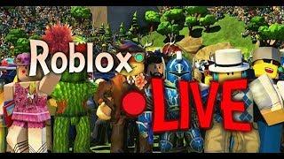 Roblox Q & A! Song requests/ U pick!