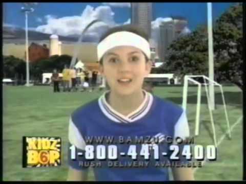 Kidz Bop 6 commercial (2004)