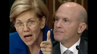 """EQUIFAX IS MAKING MONEY OFF ITS OWN SCREWUP!!!"" Elizabeth Warren DESTROYS Equifax"