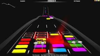 The Horrorist - One Night In New York City (Chris Liebing Remix) [Audiosurf] DVE 888K