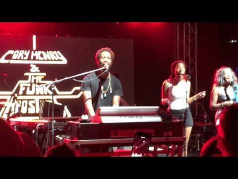 Cory Henry & The Funk Apostles @Batumi Black Sea Jazz Fetival Club Take Five 2017.07.28
