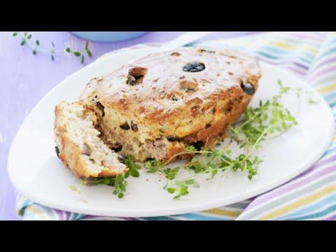 recette-:-cake-thon-olives