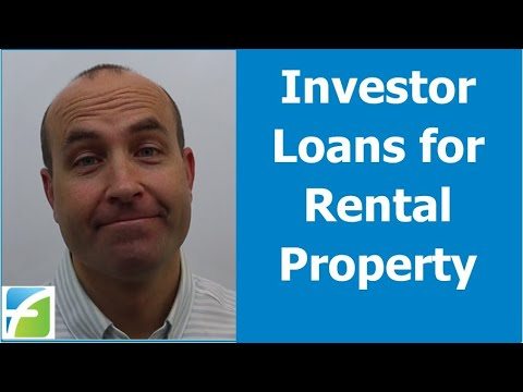 What Every Investor Needs to Know about Loans for Rental Property