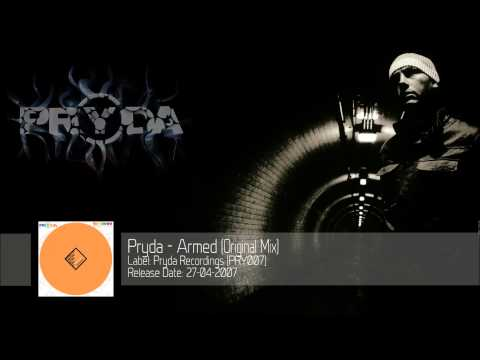 Pryda - Armed (Original Mix) [PRY007]