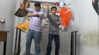 (Jugni - Oye Lucky) - AIESEC DANCE - JIVE - ROLL CALL - SONGS - LC IIT KGP - INDIA