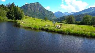Sommer-Urlaub in Oberstdorf bei einheimischen Gastgebern