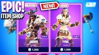 NEW EPIC SKINS! Fortnite Item Shop! Daily & Featured Items! (January 17th 2019)