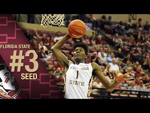 Florida State: No. 3 Seed to Face Florida Gulf Coast   NCAA Tournament