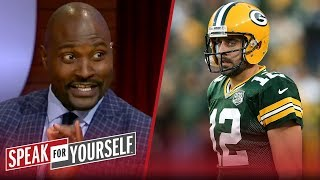 Marcellus Wiley on Rodgers and the Seahawks going into Week 2 | NFL | SPEAK FOR YOURSELF