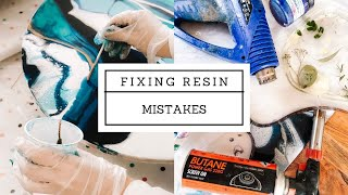 Resin mistake we all can make and how to fix it!