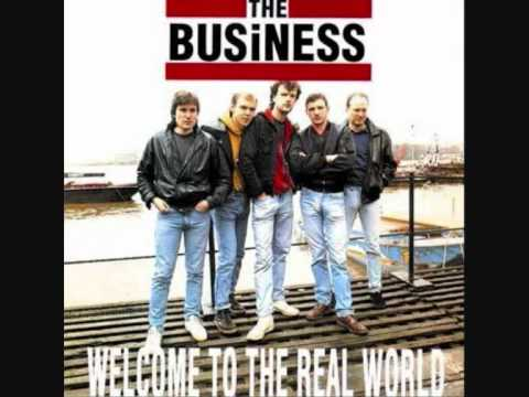 The Business - Fear In Your Heart