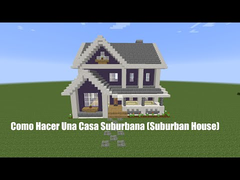 Download video como hacer una casa suburbana pt1 - Como acer una casa ...