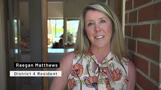 Raegan Matthews supporting Phil Urbina for Carlsbad City Council