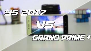 Y5 2017 VS Grand Prime Plus | البقاء للأقوى