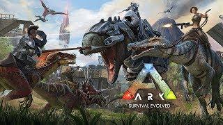 ARK survival ჩვენ სმარტფონებში? 7 ახალი ანდროიდ თამაში [ნაწილი 12]