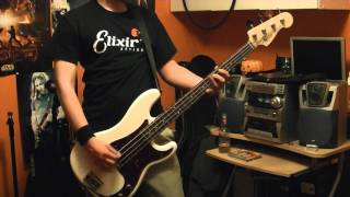 "Green Day ""Warning"" Bass Cover 2011"