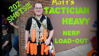 nerf loadouts the tactician heavy vortex overload