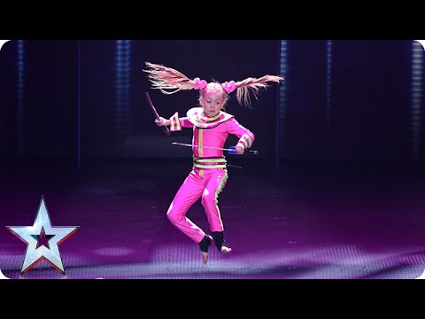 It's not game over yet for Jesse-Jane McParland   Grand Final   Britain's Got Talent 2015