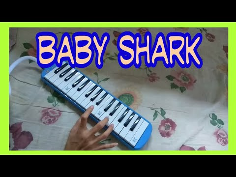Baby Shark - Cover (Pianika)