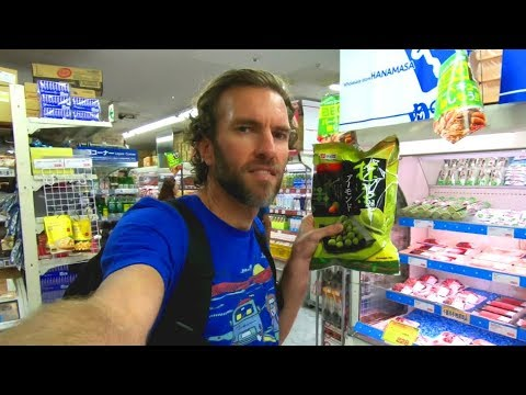 JAPAN TRAVEL | Tour of a Supermarket & Food Prices