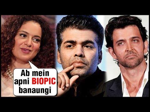 After Manikarnika Controversy, Kangana Ranaut To Direct Her OWN BIOPIC? Mp3