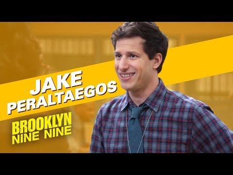 Jake Peraltaegos | Brooklyn Nine-Nine