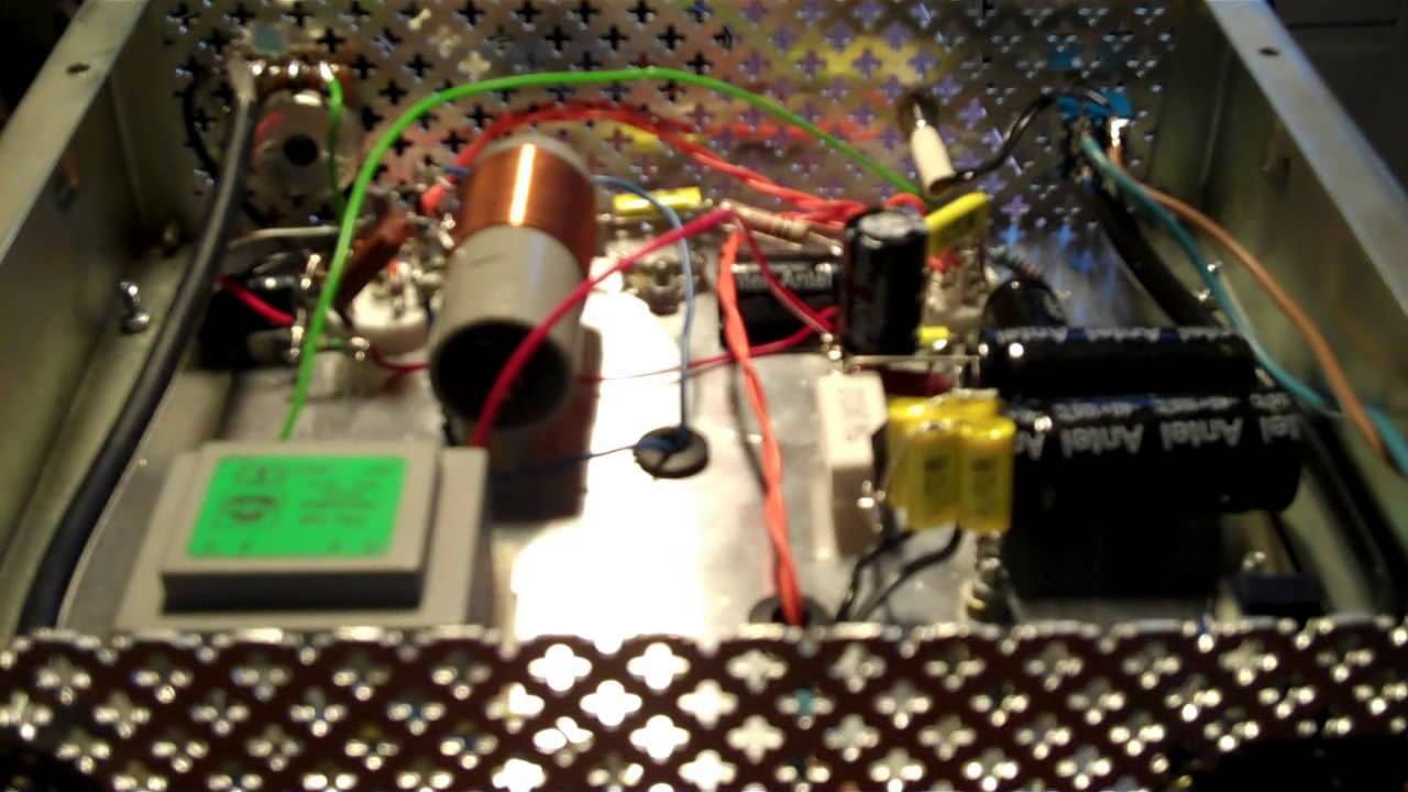 My New Shortwave Receiver Youtube Suitable For Am Reception And As A Simple Radio Project This Circuit