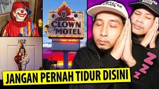 "HOTEL BADUT YANG MENAKUTI ORANG-ORANG... ""Clown Motel"""