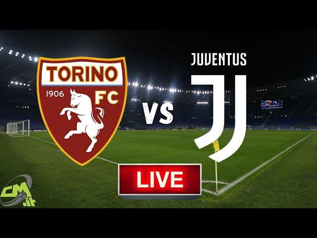 TORINO-JUVENTUS LIVE! Cronaca in DIRETTA Serie A [NO Streaming]