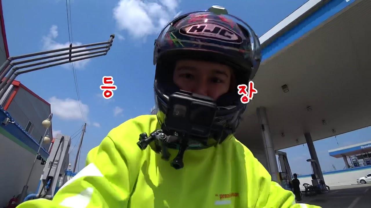 오랜만에 솔투 다녀왔어요❤️ moto-vlog yamaha R3