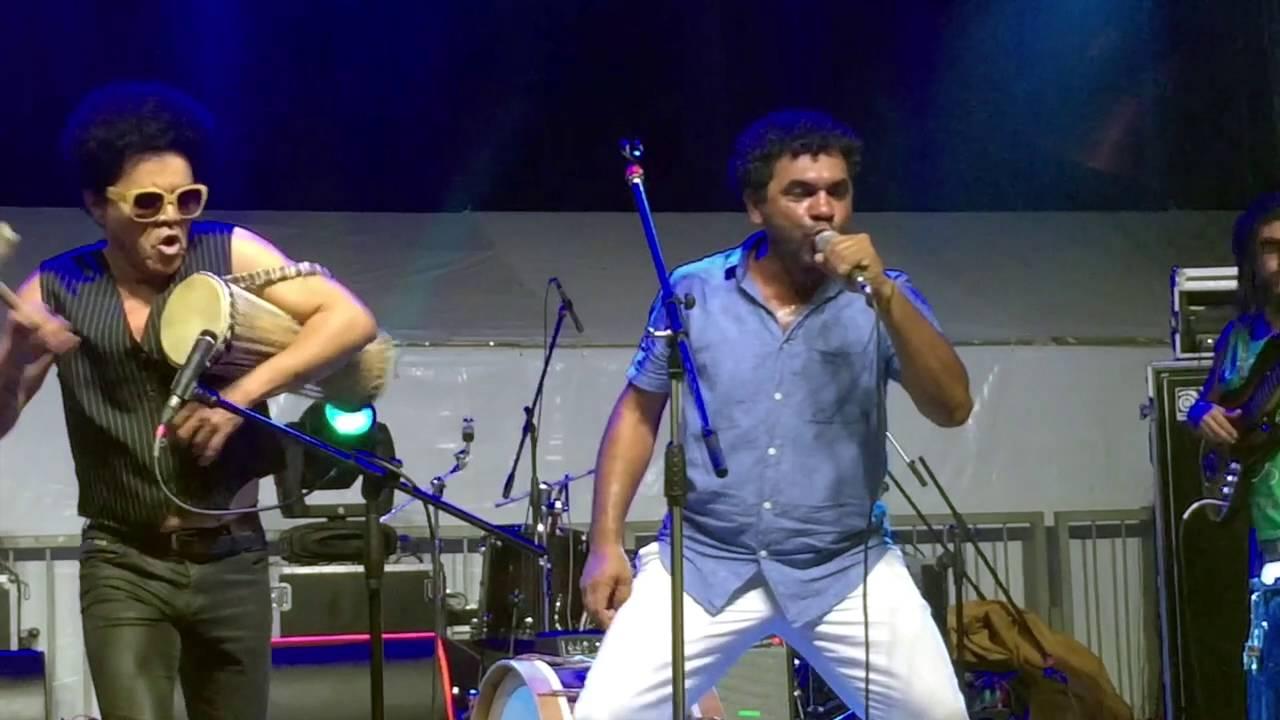 Luciano Ciranda - Show Paraty Virada Cultural 2016 participaçao Reppolho