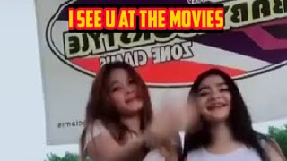 I see you at the movies tik tok | chinese new year sales fatma arrumsari
