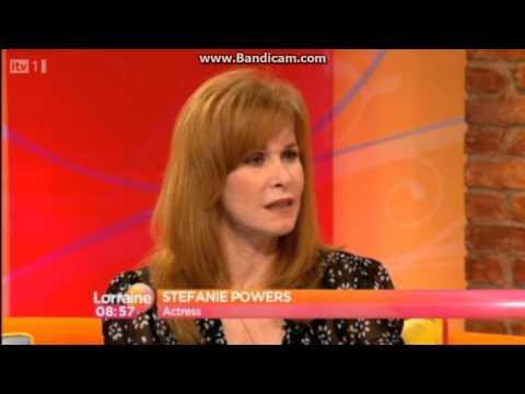 Steie Powers on Lorraine 9102012