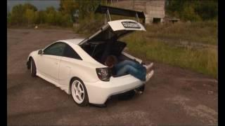 Toyota Celica Bomex