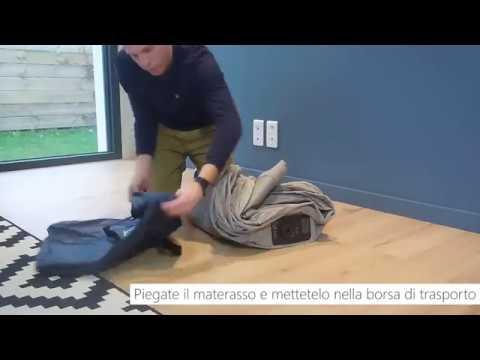 Intex Letto Materasso Gonfiabile.Letto Gonfiabile Intex Prime Comfort 1 Persone 64444 Youtube