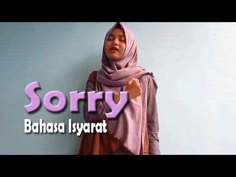 Cover Lagu Special Edition 2  Wizzy - Sorry Sibi Bahasa Isyarat Ost. Sabtu Bersama Bapak