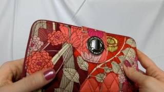 Vera Bradley Turn Lock Wallet Review