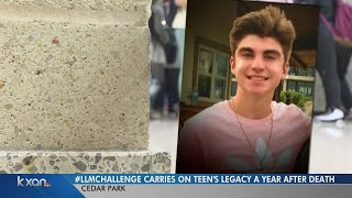 #LLMChallenge, encouraging people to 'Love Like Myles,' continues local teen's legacy