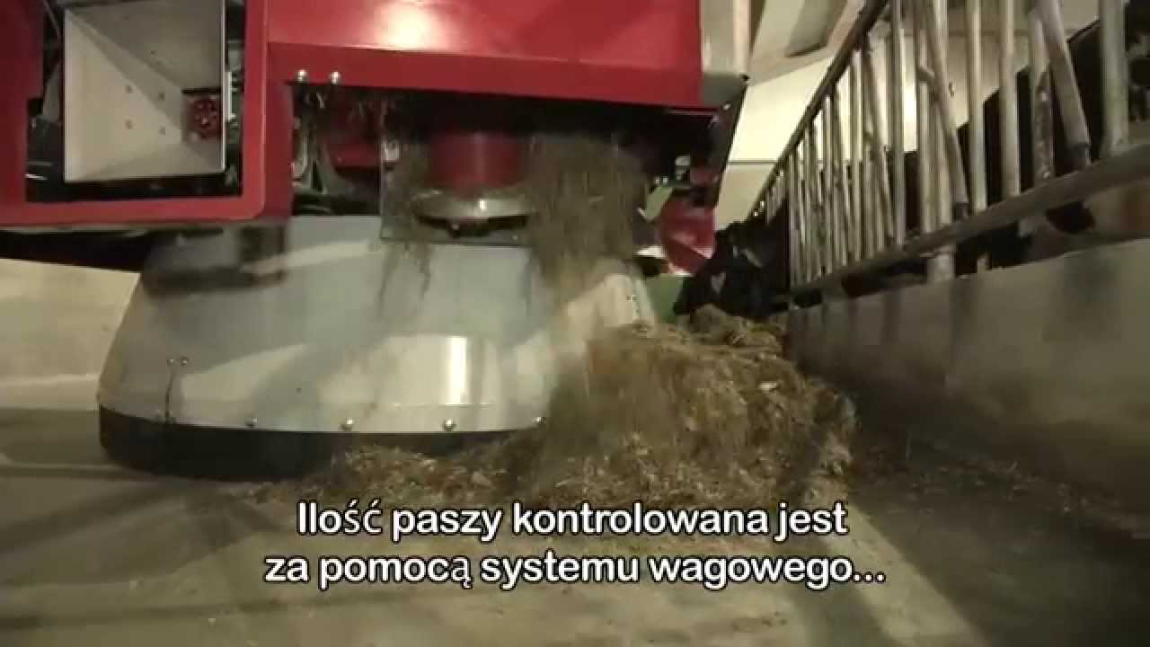 Lely Vector - How does it work (Polish)