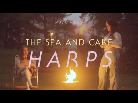 "The Sea and Cake - ""Harps"" (Official Music Video)"