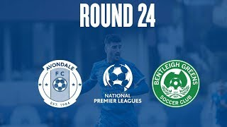 2018 NPL Victoria (Round 24) - Avondale vs Bentleigh Greens | Highlights | 11.08.2018
