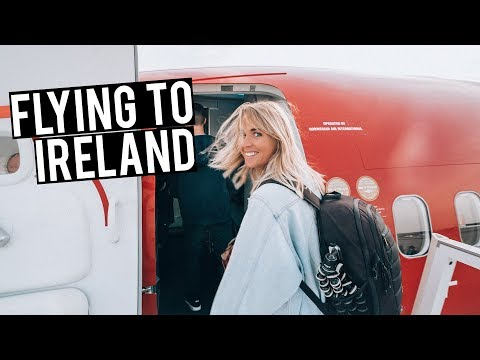 Flying to Ireland for the First Time! | Norwegian Air Croatia to Dublin